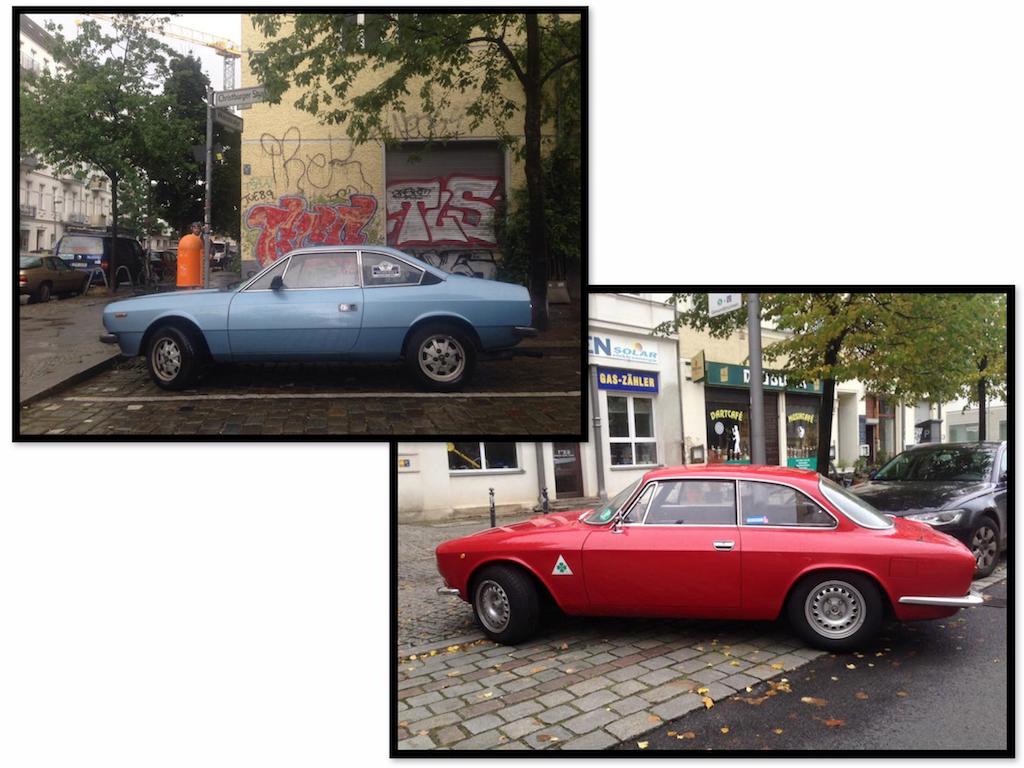 Oldtimer Berlin: Lancia