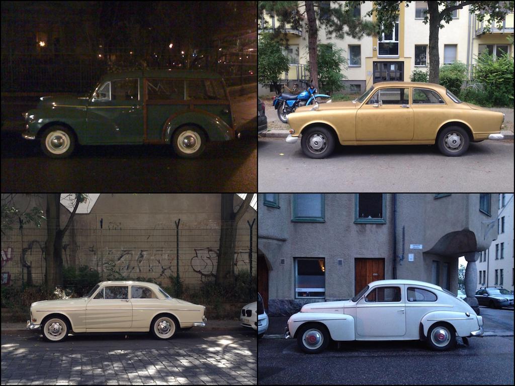 Oldtimer Berlin: Volvo
