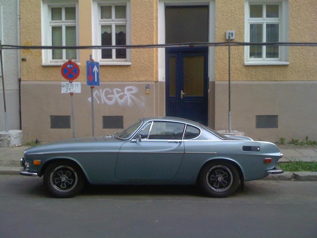 Oldtimer Berlin: Volvo P1800
