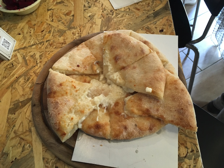 Emroli-Brot in Jerusalem