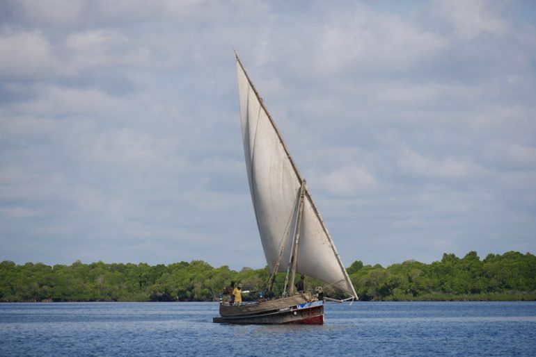 Strände Kenia: Manda Bay