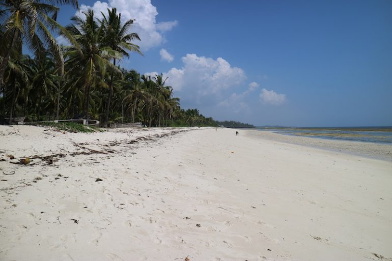 Alternative zu Diani Beach: Tiwi Beach