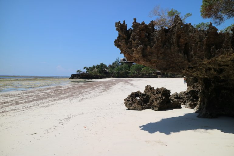Alternative zu Diani Beach: Chale Beach