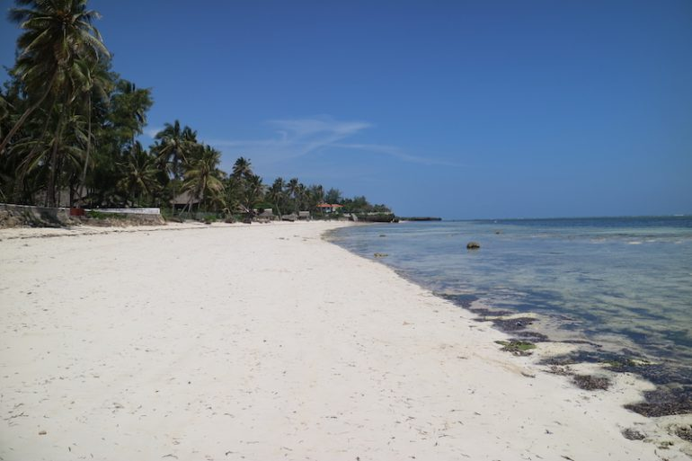 Alternative zu Diani Beach: Kikambala Beach