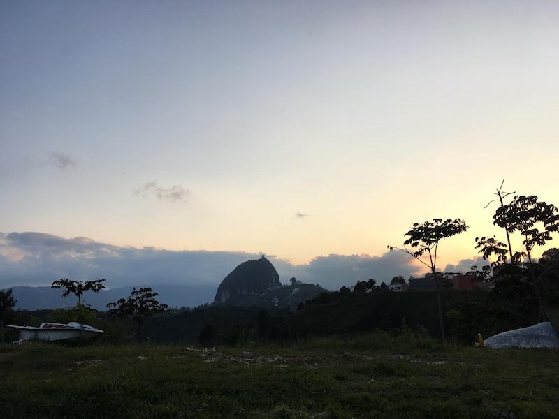 La Piedra de Guatape 0