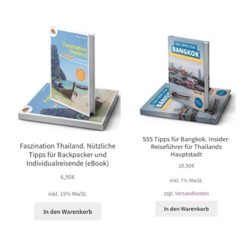 Faszination Südostasien Bücher