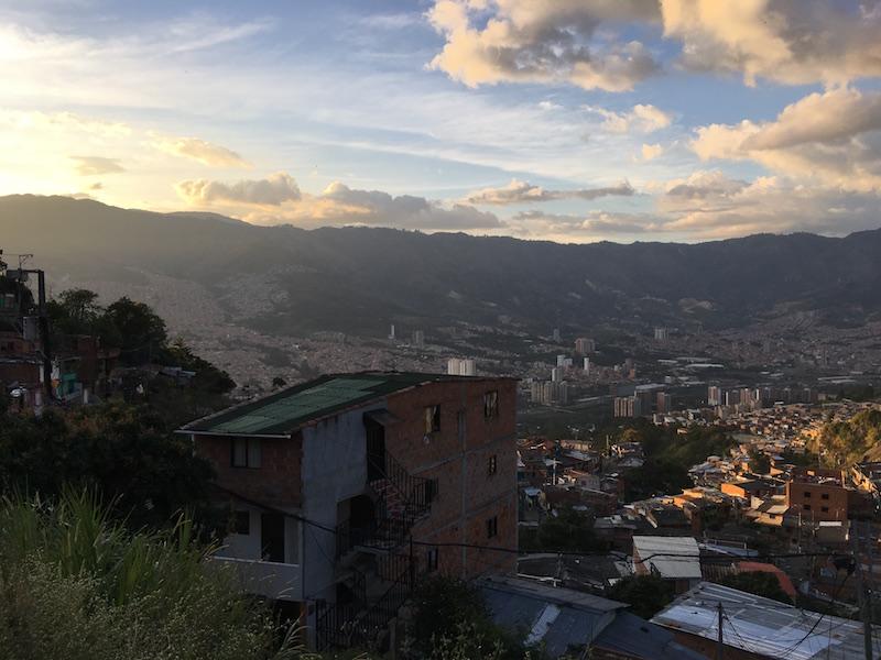 Kolumbien Reisetipps - Medellin Barrios