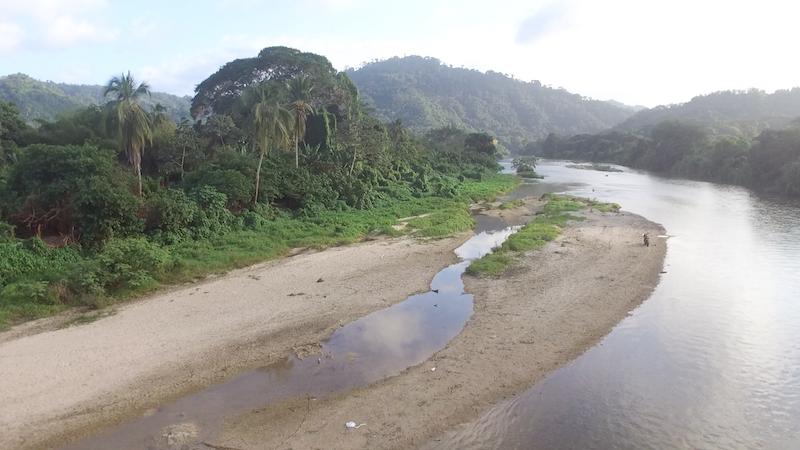 Kolumbien Reisetipps - Palomino River