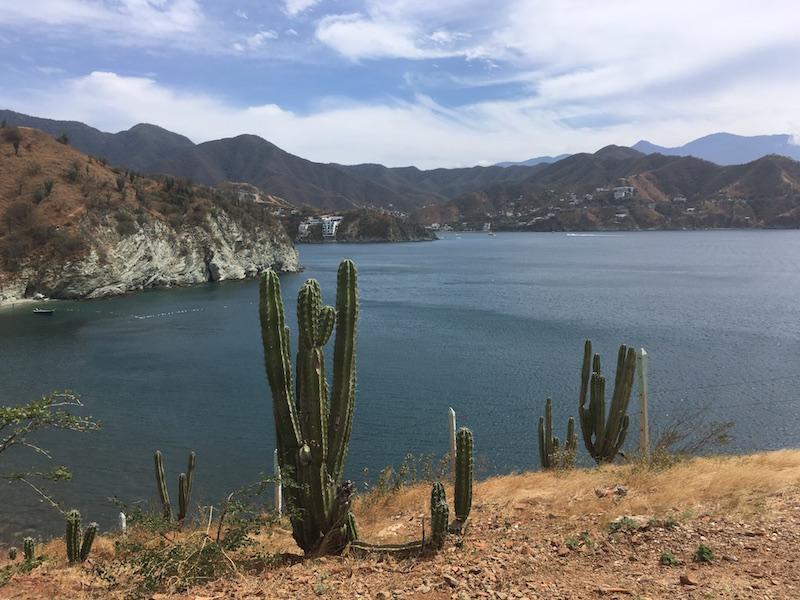 Kolumbien Reisetipps - Playa Rosita