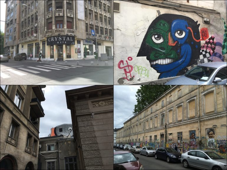 Bukarest Street Art