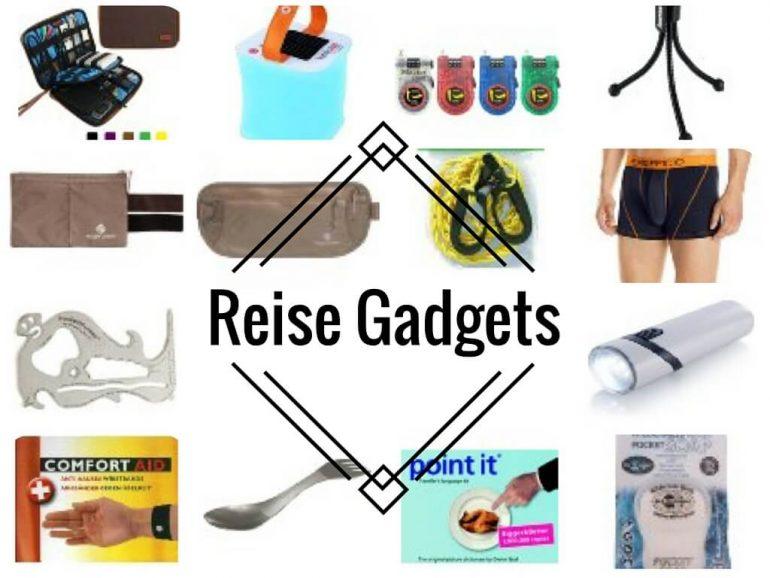 Gadgets auf Reisen