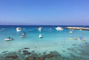 Zypern - Blue Lagoon