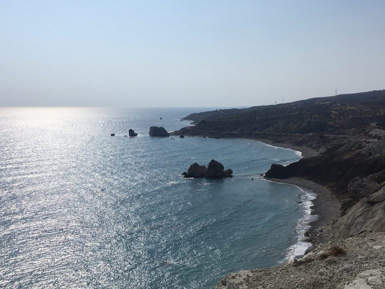 Zypern - Paphos - Aphrodite's Rock
