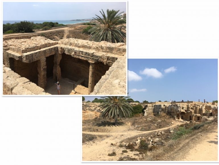 Zypern - Paphos - Tombs of the kings