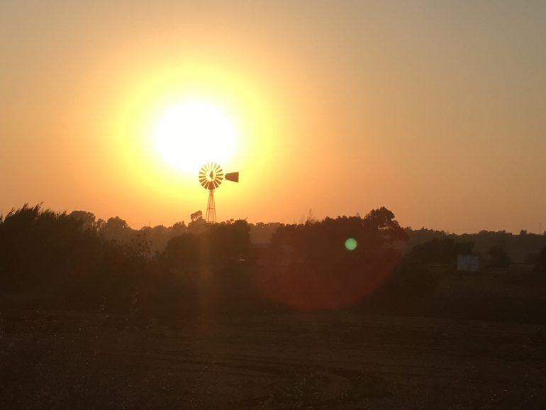 Zypern - Sonnenuntergang