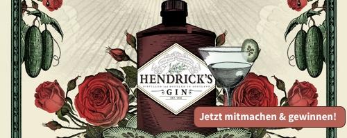 Hendrick's Tiny Tales 2
