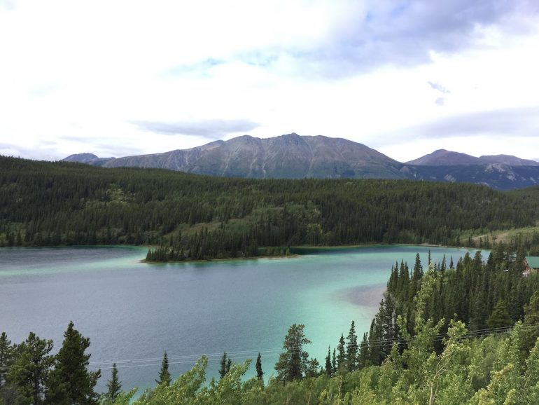 Yukon: Emerald Lake