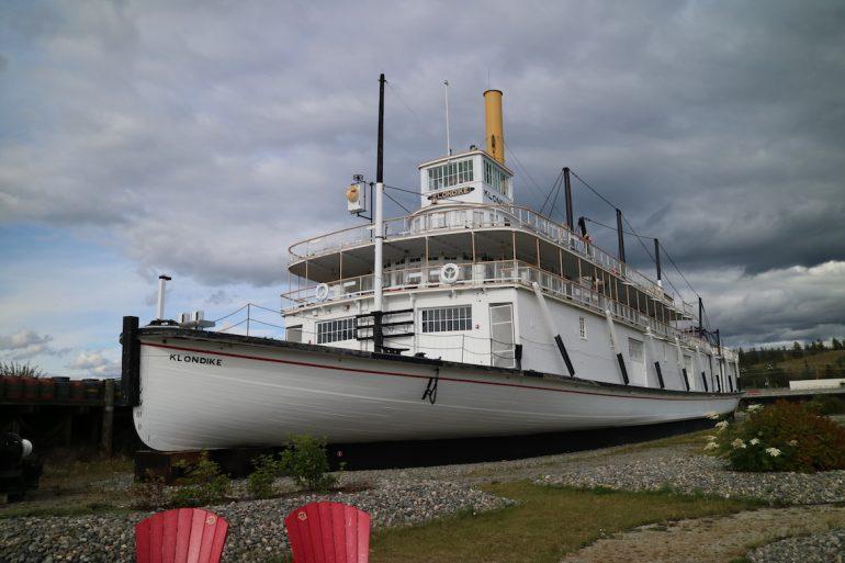Yukon: Das Schiff SS Klondike