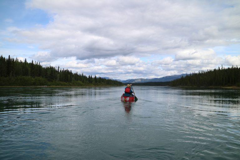 Great Trail: Mit dem Kayak auf dem Yukon River