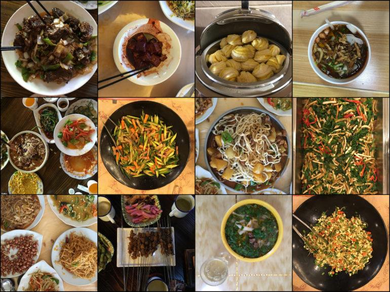 Innere Mongolei: 12 verschiedene Speisen