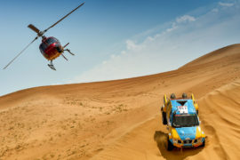 DAKAR SERIES CHINA RALLY / STAGE 7 / 30-09-17 / GERGELY MAKAI