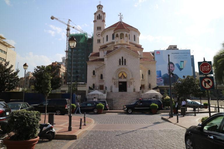 Armenisch-katholische Kirche Beirut