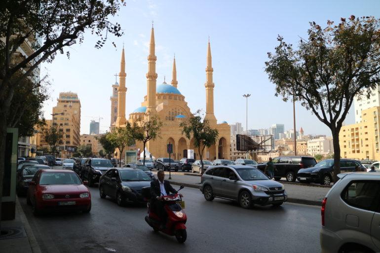 Grosse Moschee Beirut