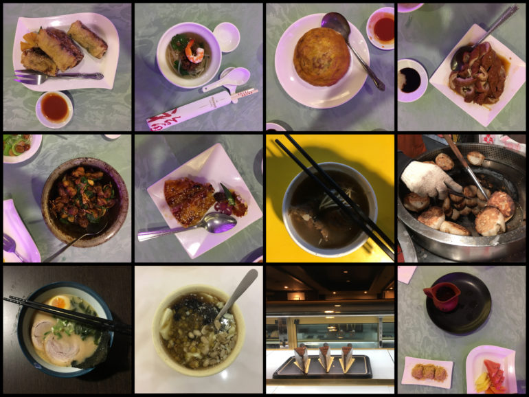 Taipei Sehenswürdigkeiten: Essen in Taipei