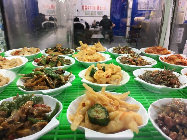 Taipei Sehenswürdigkeiten: Street Food in Taipei.