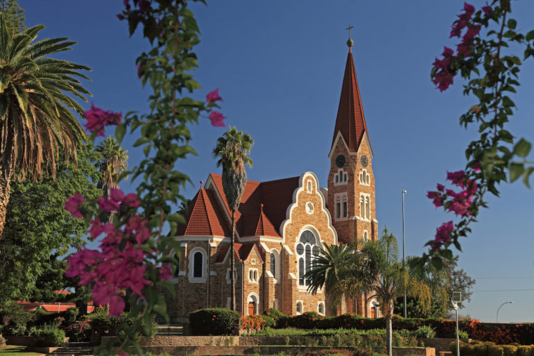 Adventures in Namibia - Christ Church