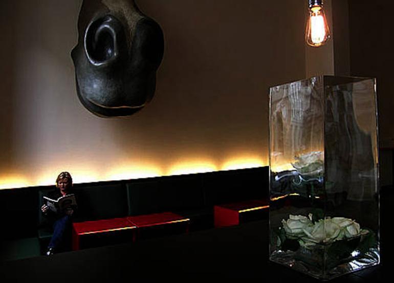 Außergewöhnliche Hotels Berlin: Arte Luise Hotel