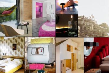 Außergewöhnliche Hotels Berlin