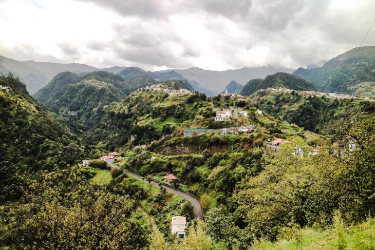 Madeira Sehenswürdigkeiten - Berge