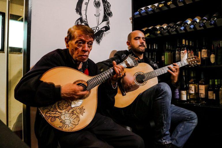 Madeira Sehenswürdigkeiten - Fado-Konzert