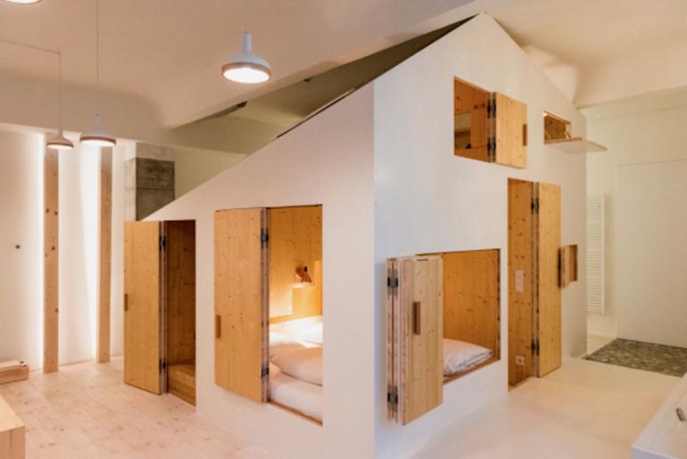 Außergewöhnliche Hotels Berlin: Michelberger