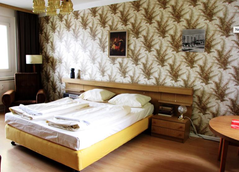 Außergewöhnliche Hotels Berlin: Ostel