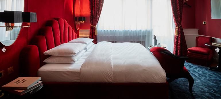 Außergewöhnliche Hotels Berlin: Provocateur