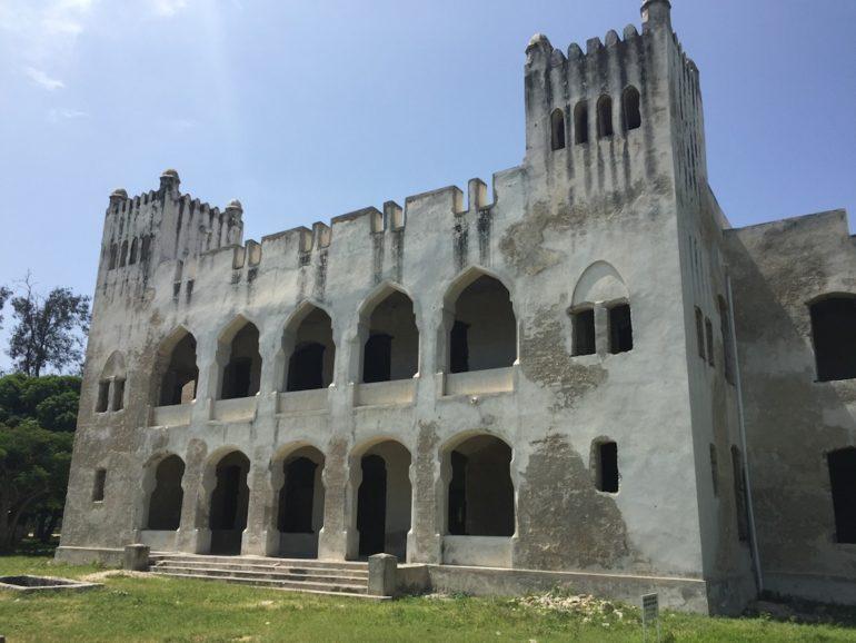 Unbekannte Reiseziele: Altes Haus in Bagamoyo