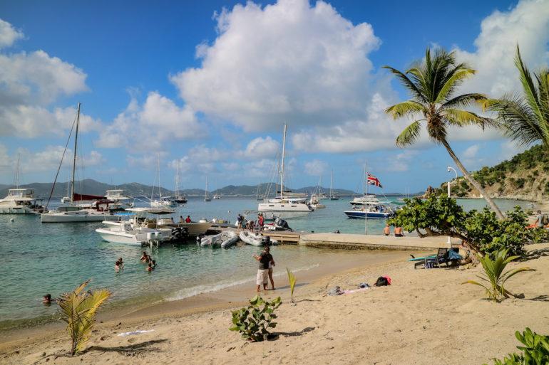 Britische Jungferninseln: Cooper Island