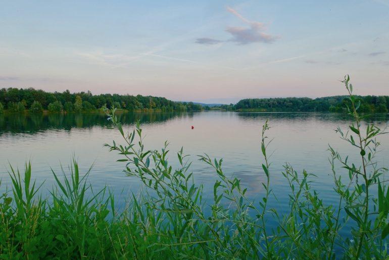 Unbekannte Reiseziele: See in Polen