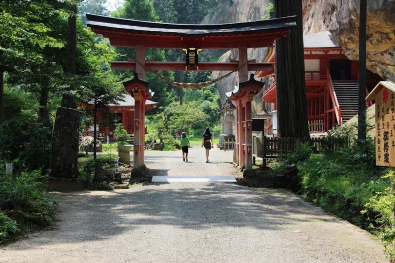 Unbekannte Reiseziele: Tempel in Tohoku, Japan