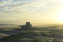 Unbekannte Reiseziele: Wüste mit Haus in Uruguay