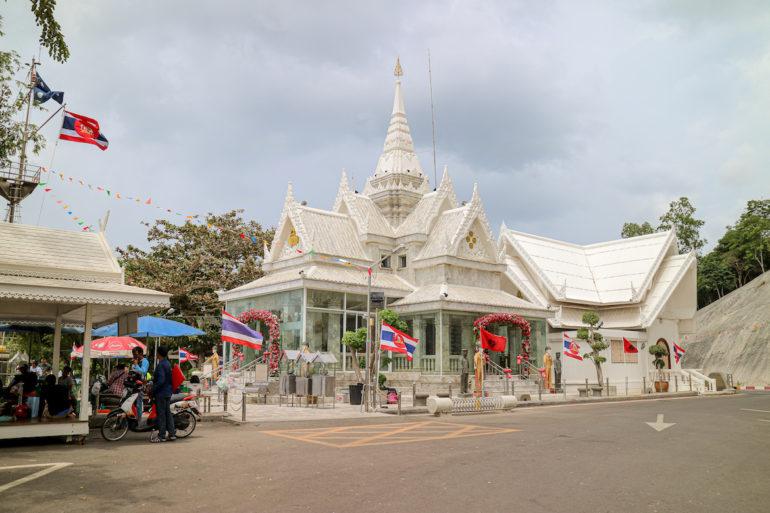 Tempel am Prince of Chumphon Shrine