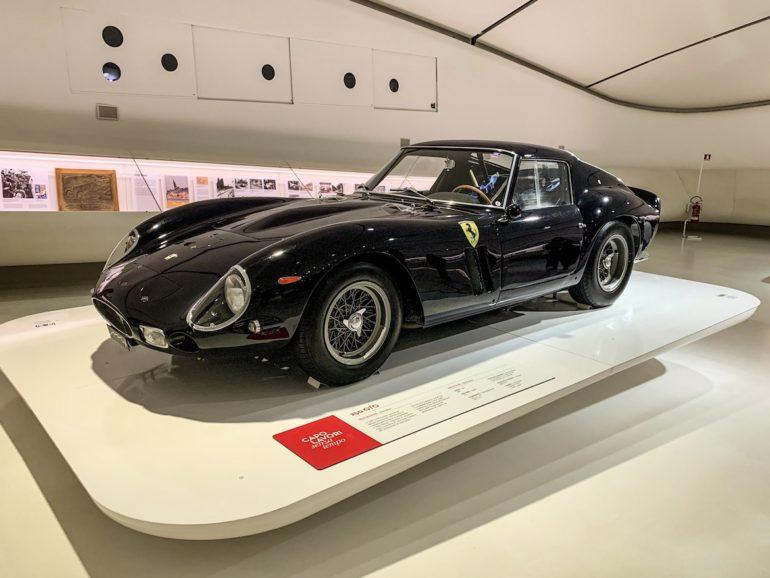 Emilia Romagna: Ferrari 250 GTO im ferrari-Museum