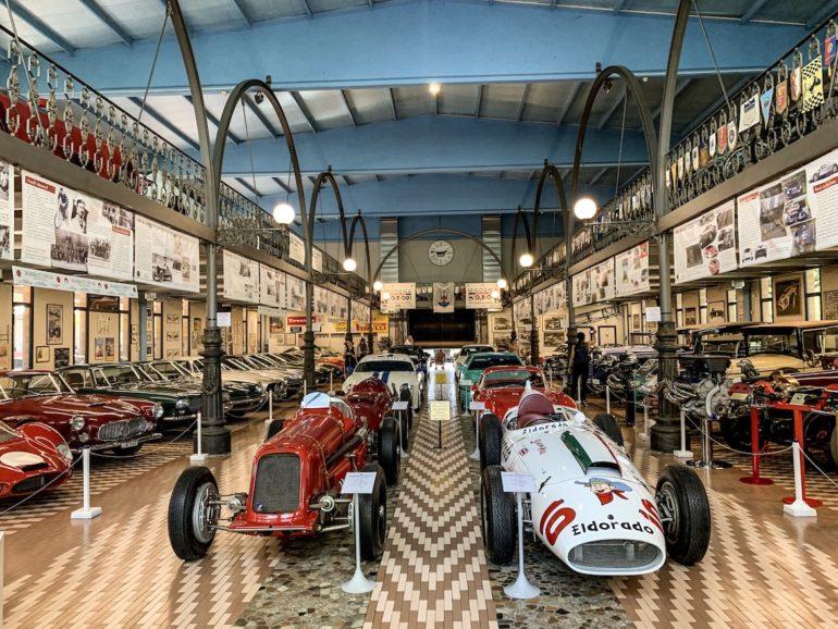 Emilia Romagna: Autos in der Panini Collection