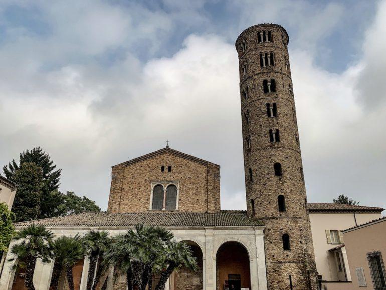 Emilia Romagna: Altes Gebäude in Ravenna