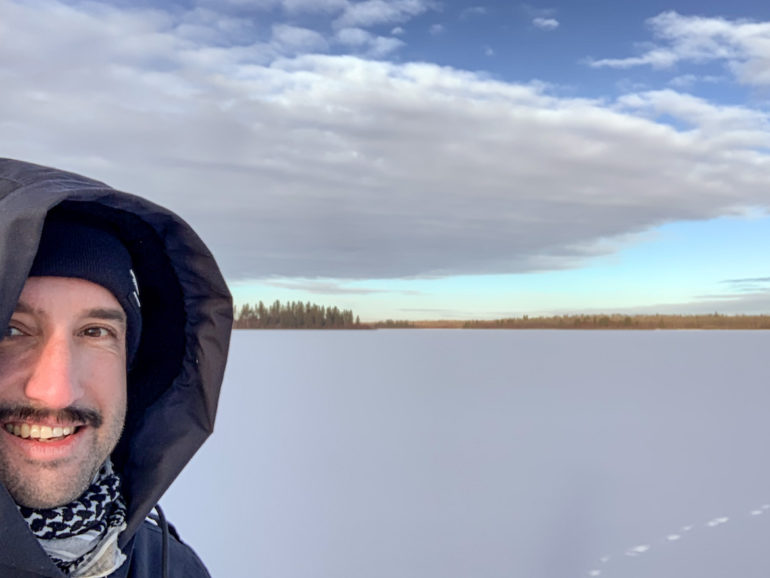 Alberta Highlights: Marco Buch im Elk Island National Park